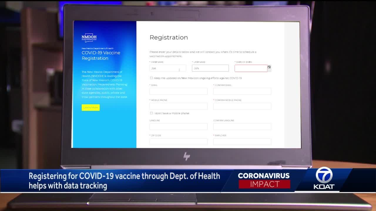 Dept. of Health clears up confusion on vaccine registration