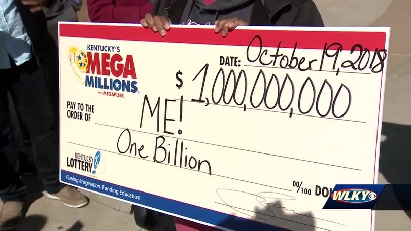 250 people get free chances at $1 billion from Kentucky Lottery