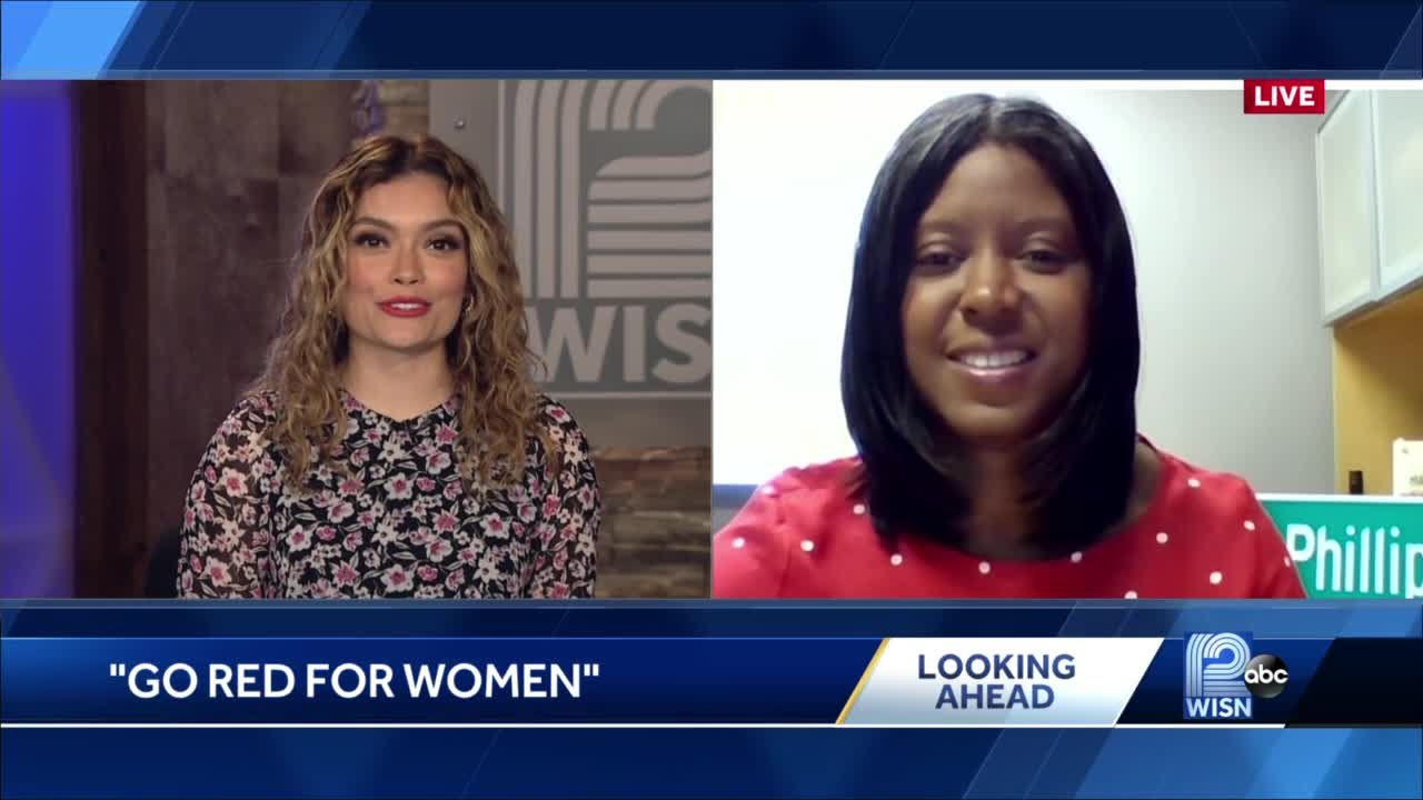 Preview of American Heart Association's annual 'Go Red for Women'
