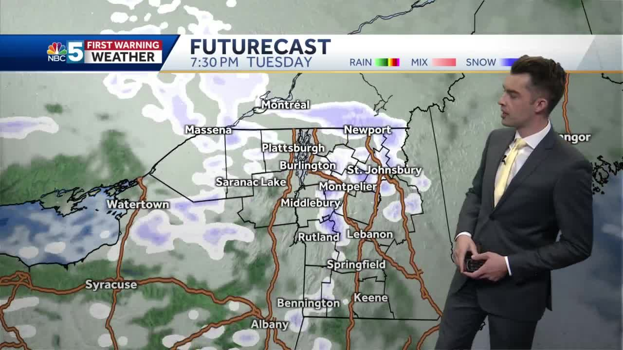 Video: More snow ahead (1-17-21)
