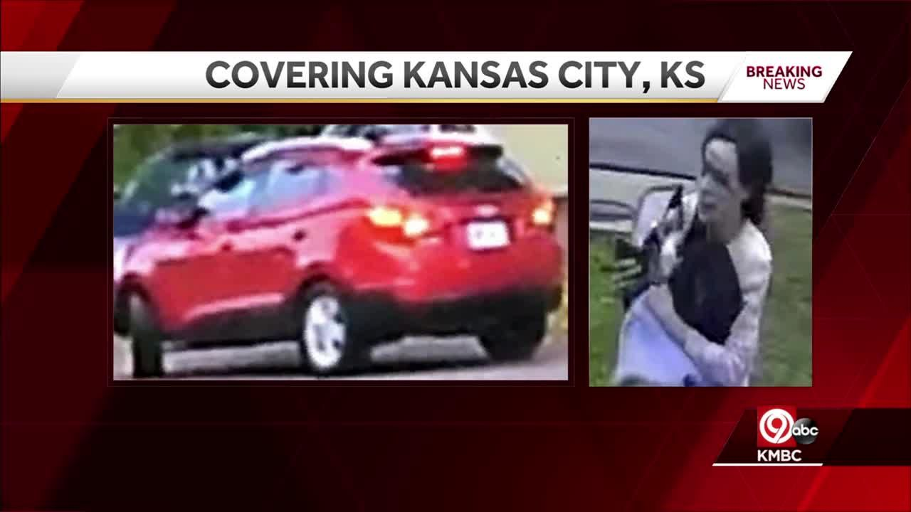 KCK police issue public safety alert for woman suspected in violent crimes Wednesday