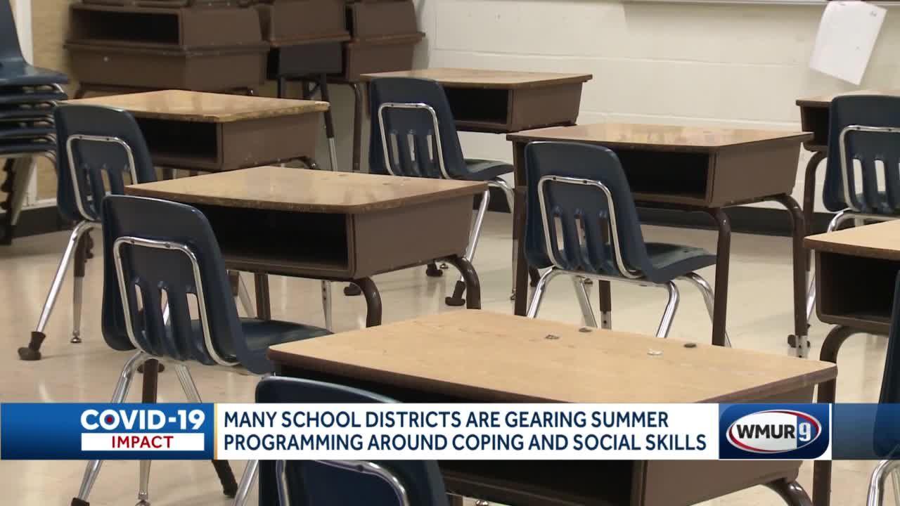 School districts plan summer programming around coping, social skills