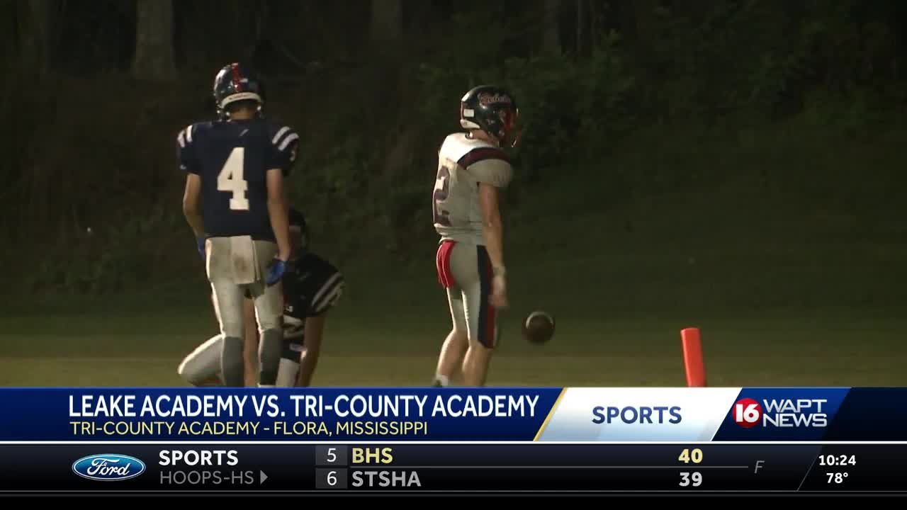 Leake Academy Vs Tri County Academy