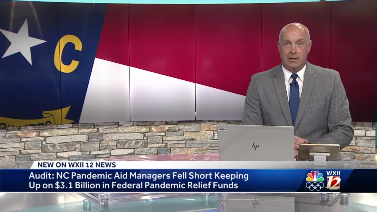 NC pandemic aid managers fell short on keeping up on $3 billion
