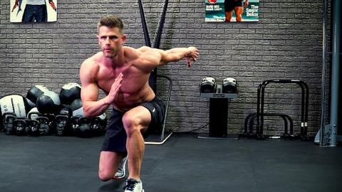 The 12 Best Leg Workouts Without Weights That Men Can Do At Home