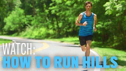 hill sprints să piardă în greutate)