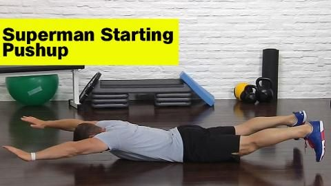 The Super Tough Pushup Variation That Builds More Muscle