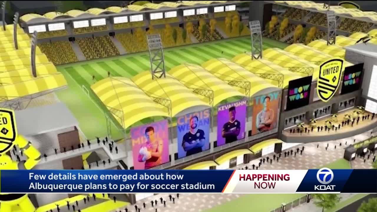 Few details have emerged about how ABQ plans to pay for soccer stadium