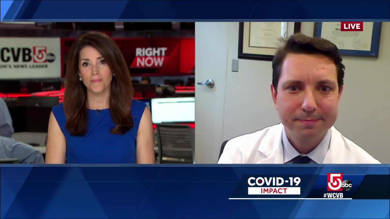 Doc: COVID-19 Delta variant spread contingent on number of people vaccinated