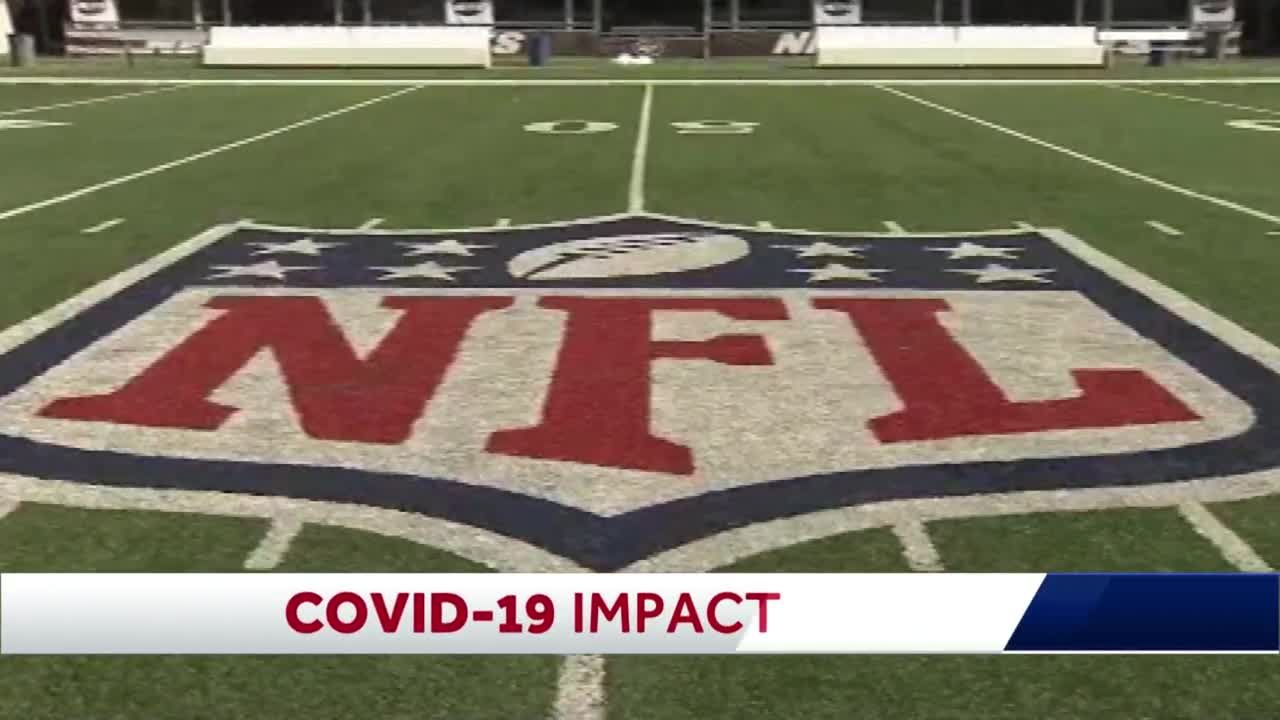 Report: NFL teams face forfeiture of games, no pay due to COVID-19 outbreaks