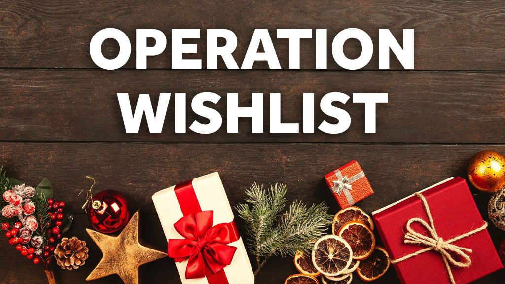 'Operation Wishlist' raising money for Des Moines families in need