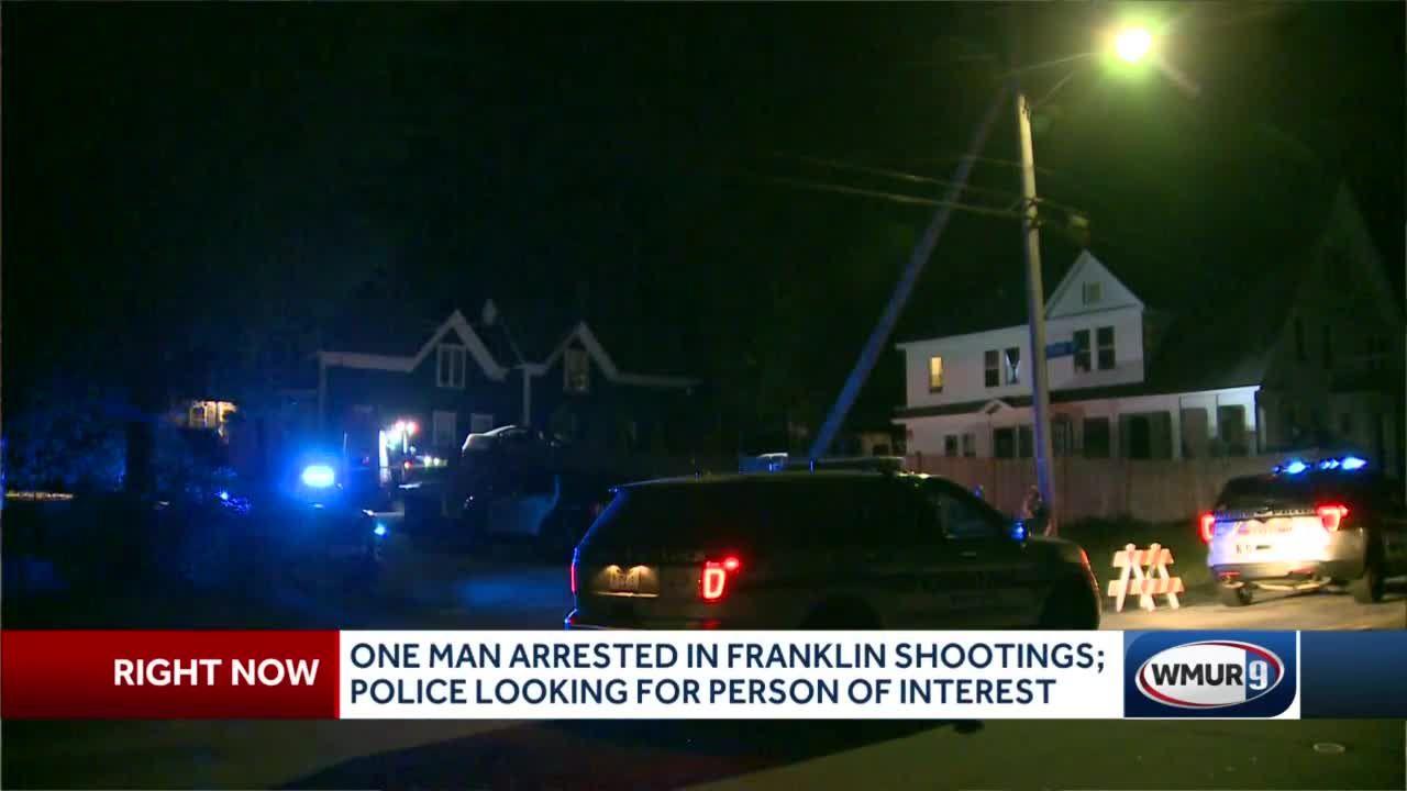 Arrest made in Franklin shooting
