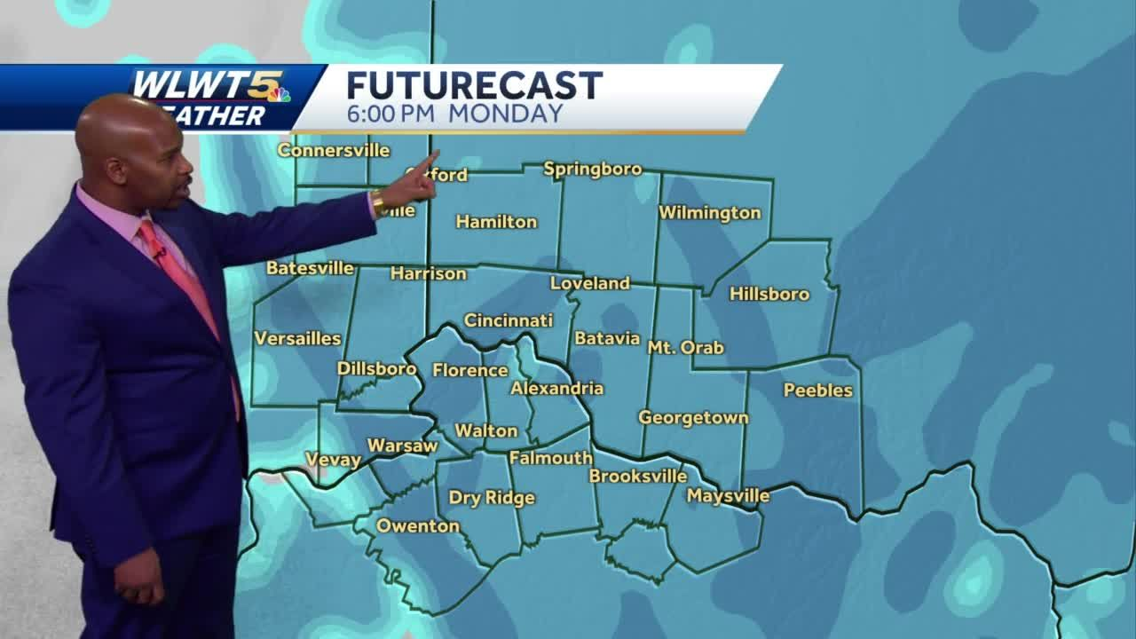 Light Accumulations Possible