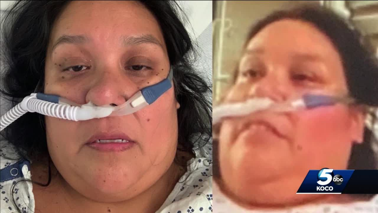 'I thought I was immune': OKC woman who survived COVID-19 twice warns people to take virus seriously