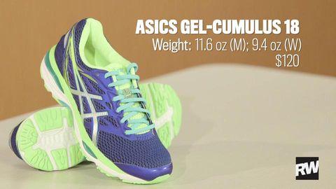 Comercio Es una suerte que entonces  Asics Gel-Cumulus 18 - Women's | Runner's World
