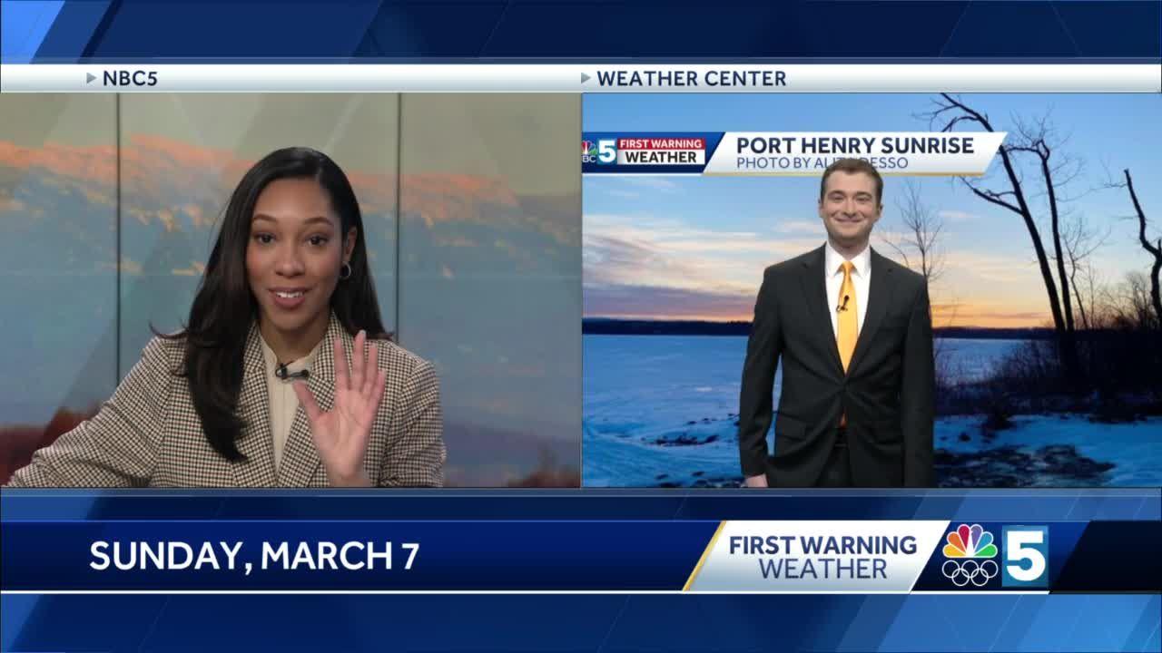 Video: Partly sunny Sunday (3-7-21)