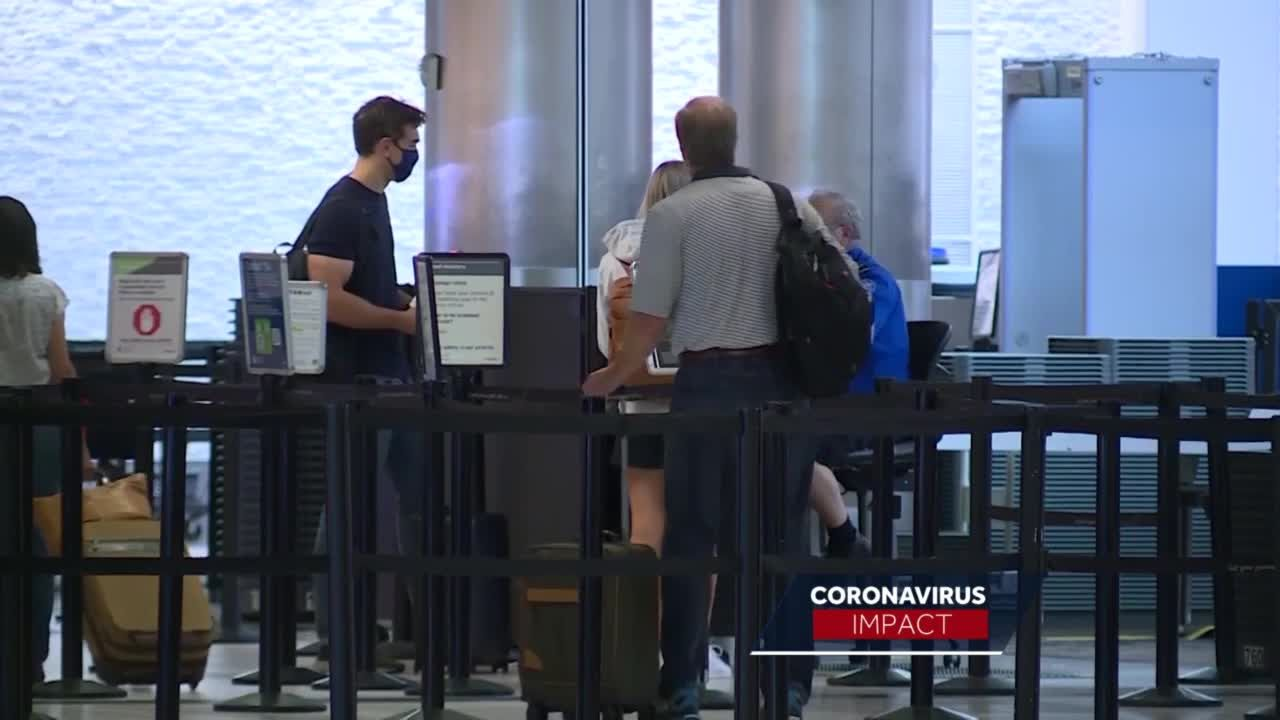 TSA to hire more people at Birmingham airport