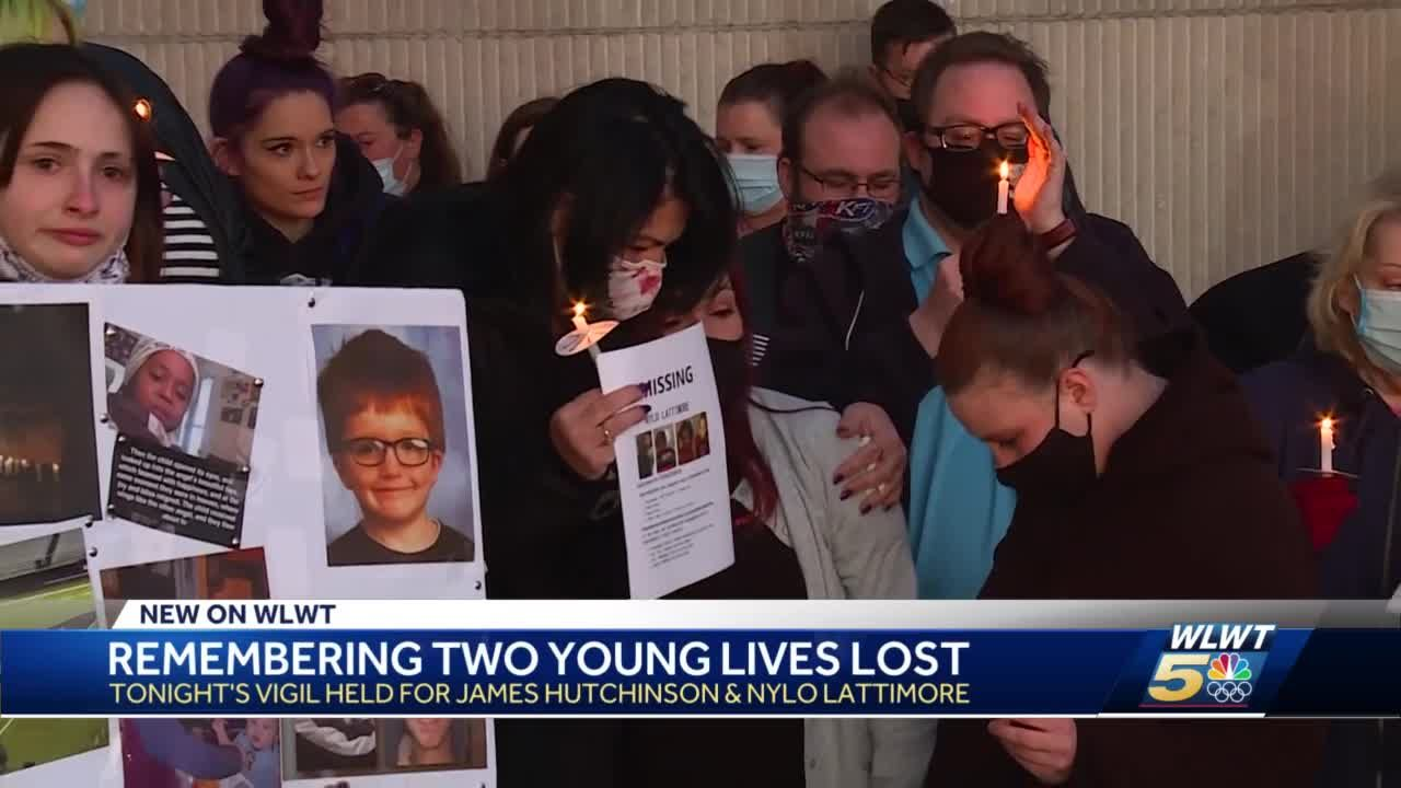 Tears, prayers at vigil for 2 Greater Cincinnati boys police say were killed, thrown in river