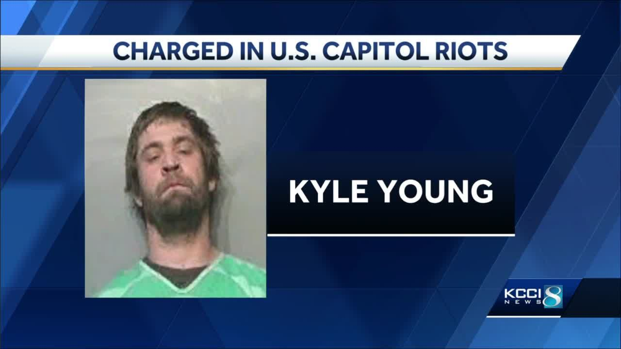 Redfield man accused in Jan. 6 Capitol riots ordered to remain in custody