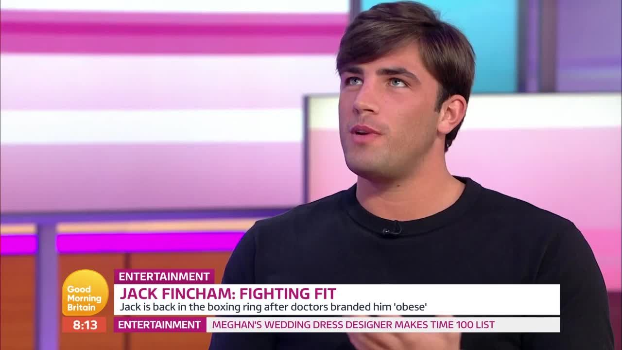 Love Island winner Jack Fincham set to become a professional boxer