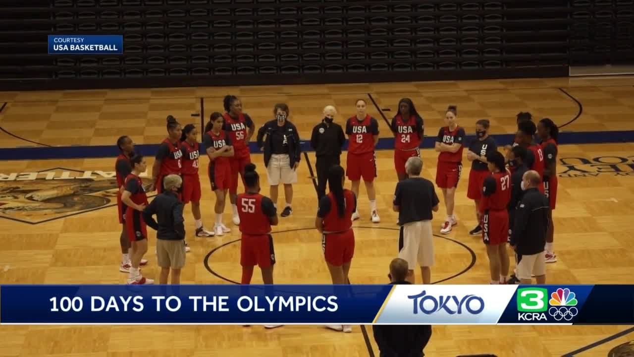 US women's basketball team aims to keep up winning streak at Tokyo Olympics