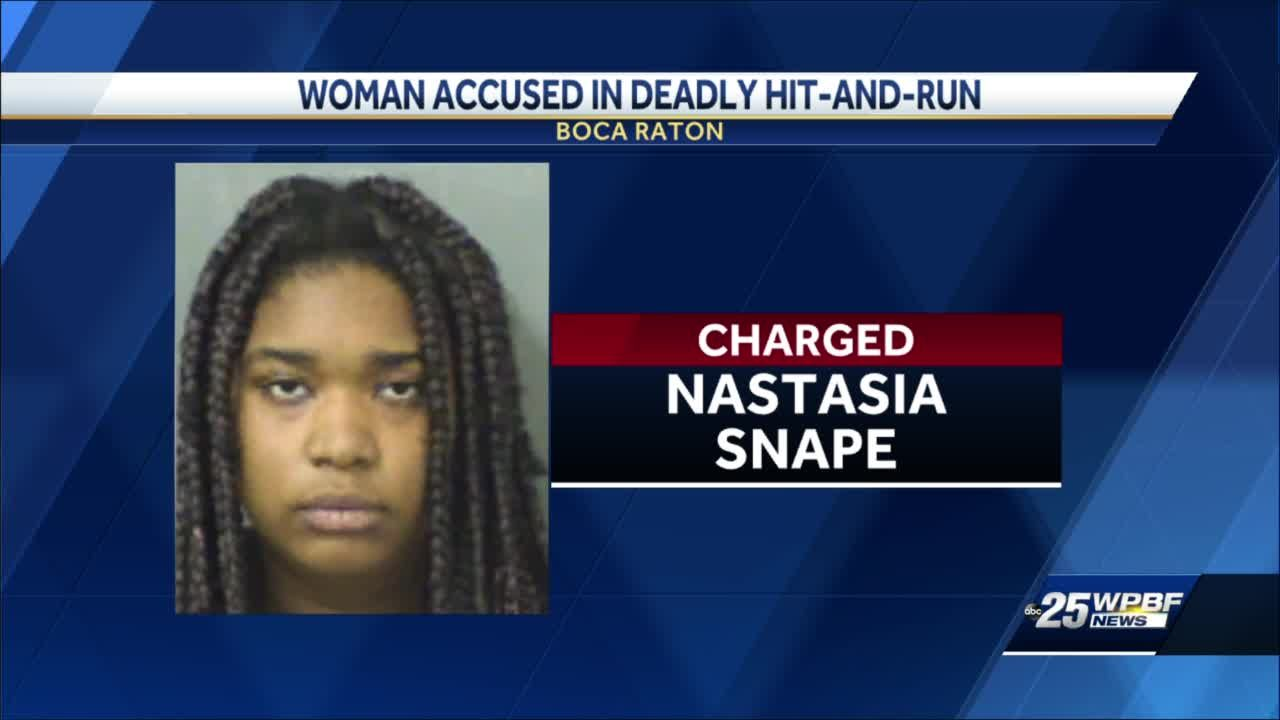 Woman accused in deadly hit-and-run