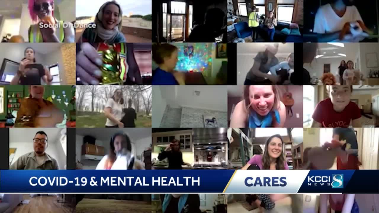 COVID-19 pandemic adds extra burden to mental health struggles