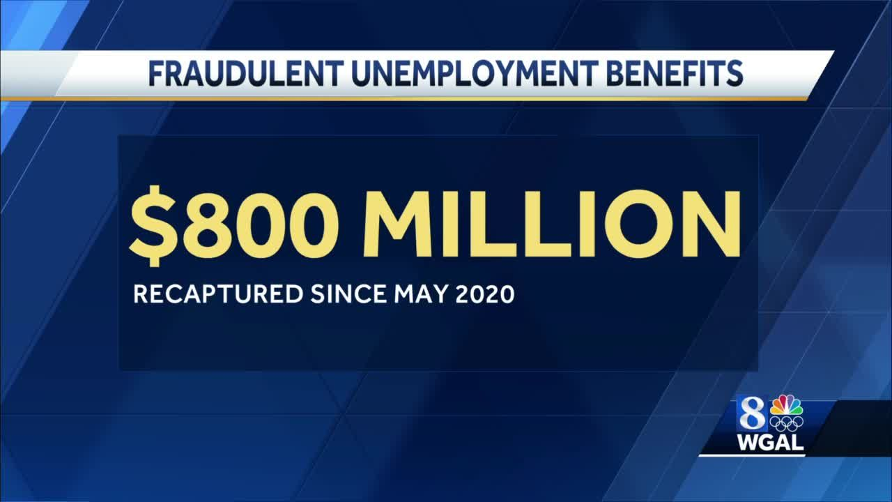 Pa. agencies recapture nearly $800M in unemployment benefits targeted by fraudsters