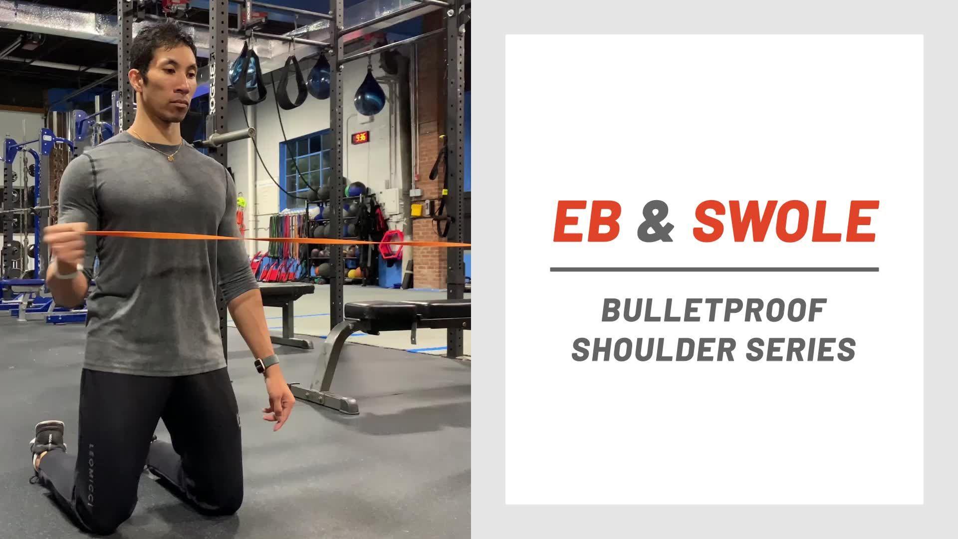 Bulletproof Your Shoulders in Just 5 Minutes