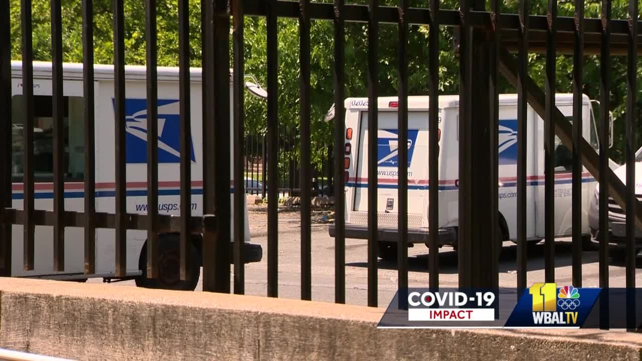 Audit: Improper use of emergency pandemic leave contributed to mail delays