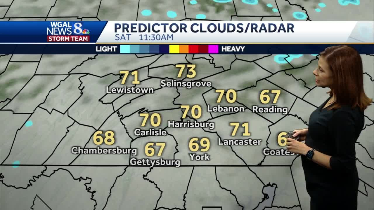 Central Pennsylvania forecast: Weather improves this weekend