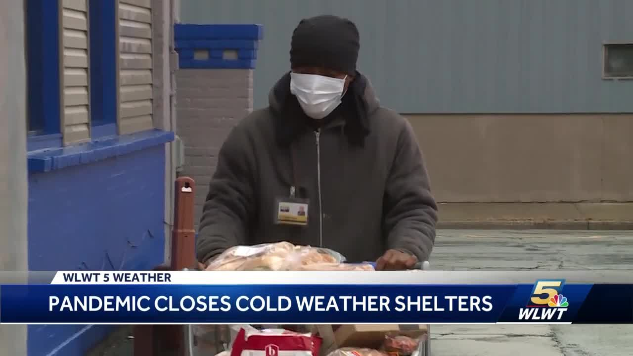 Homeless shelters face challenges during pandemic, drop in temperature