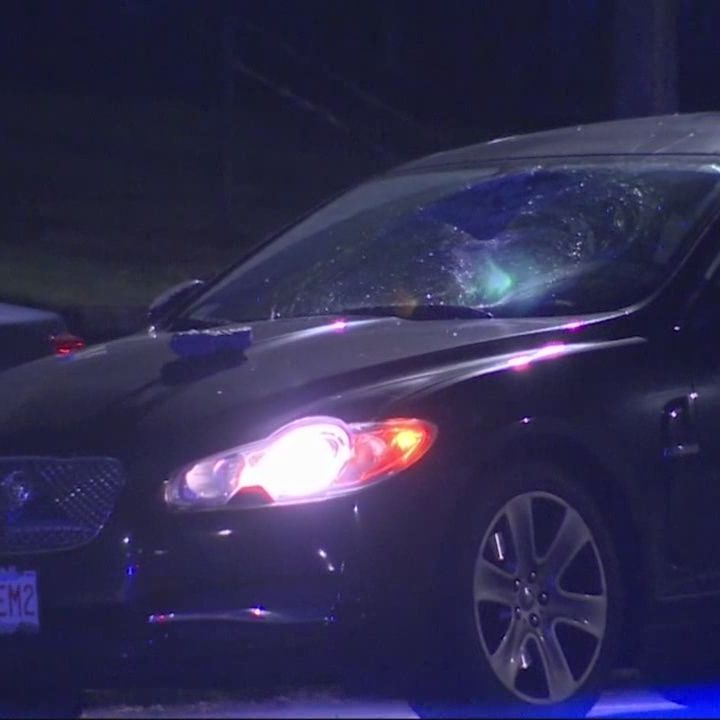 Woman hit by car in Brighton
