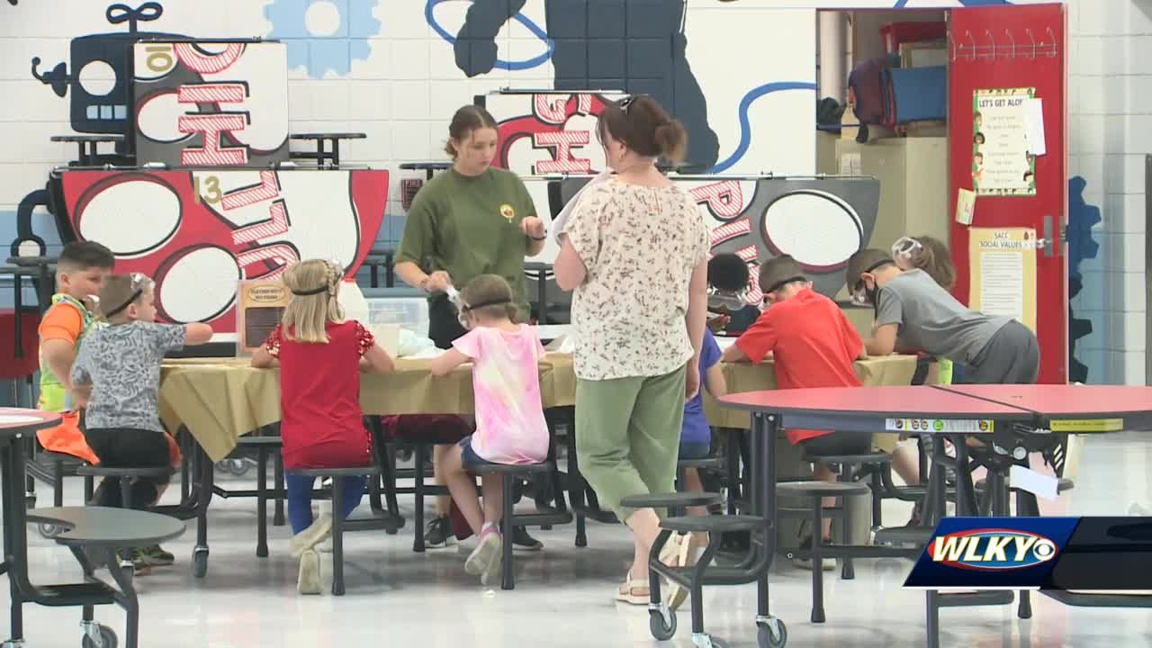 Surrounding school districts are struggling with staff shortages