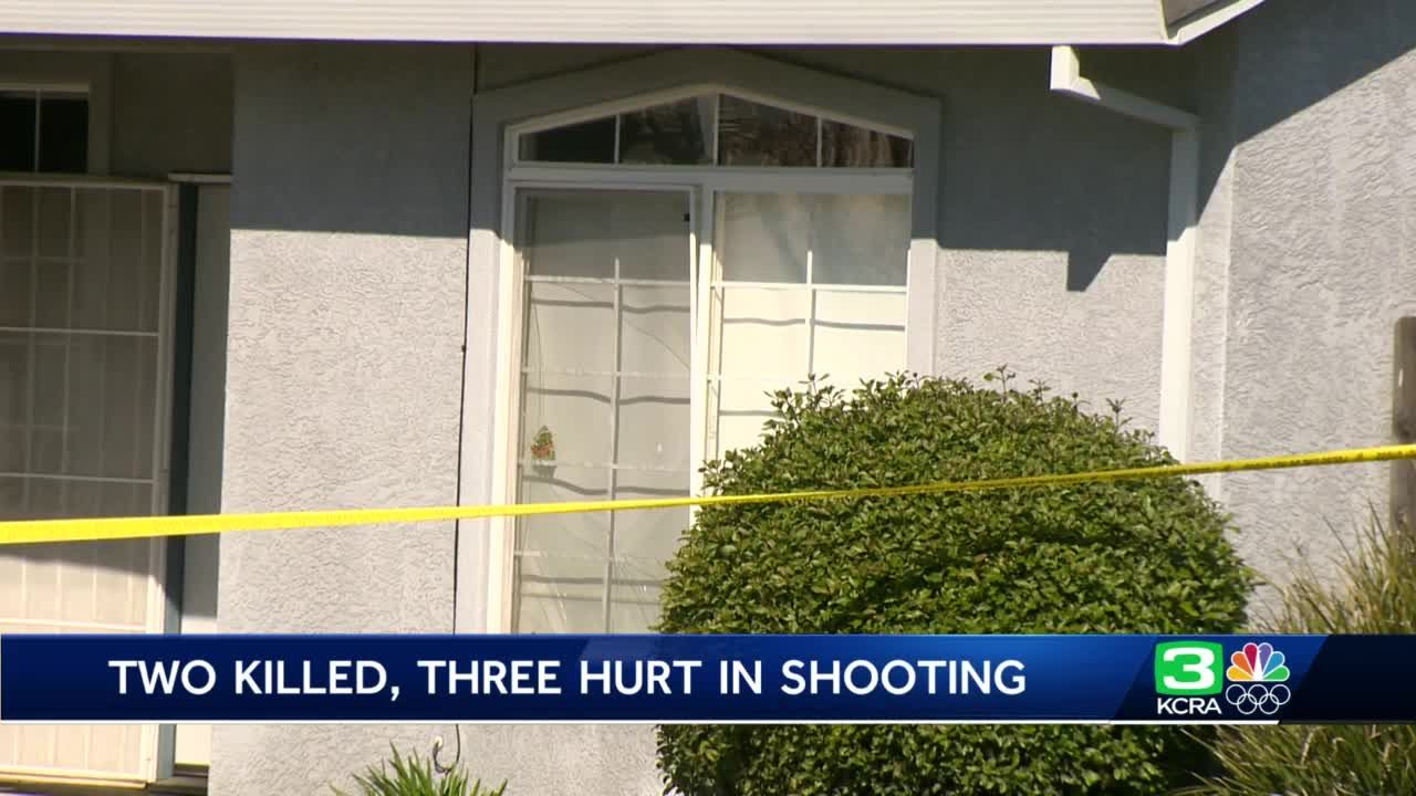 Sheriff: 2 killed, 3 injured in drive-by shooting in Yuba City