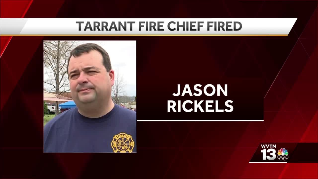 Tarrant fire chief fired after investigation into arrest in Georgia