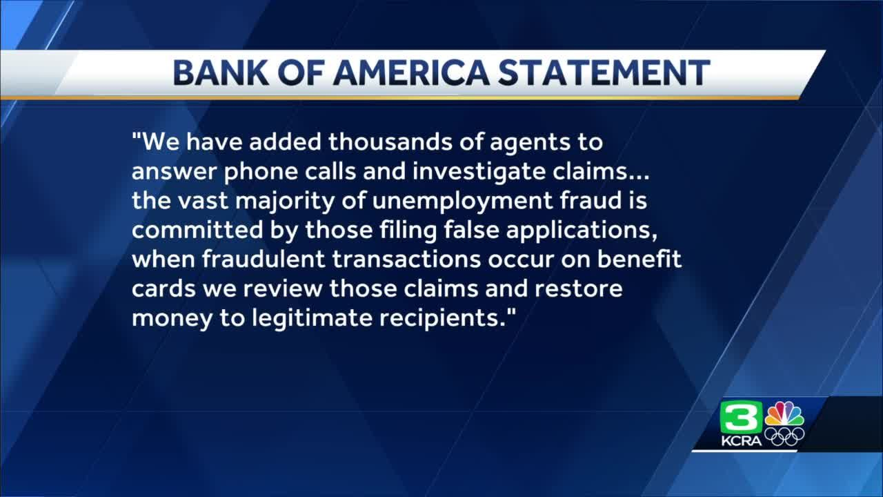Bank of America sued for role in massive EDD fraud