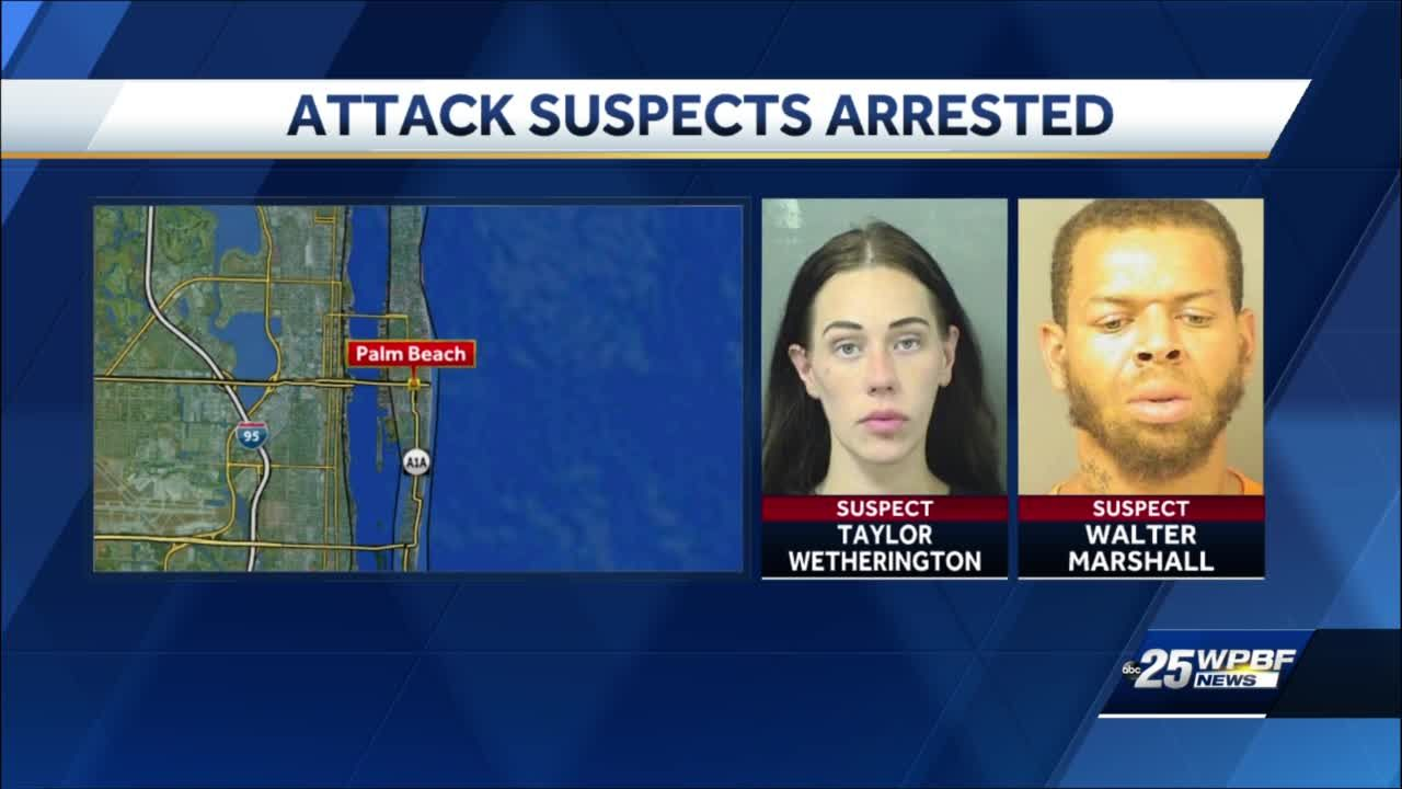 Palm Beach home invasion suspects arrested