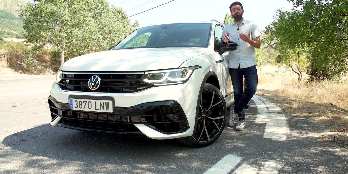 Prueba Volkswagen Tiguan R: ¿El SUV de quorum familiar?