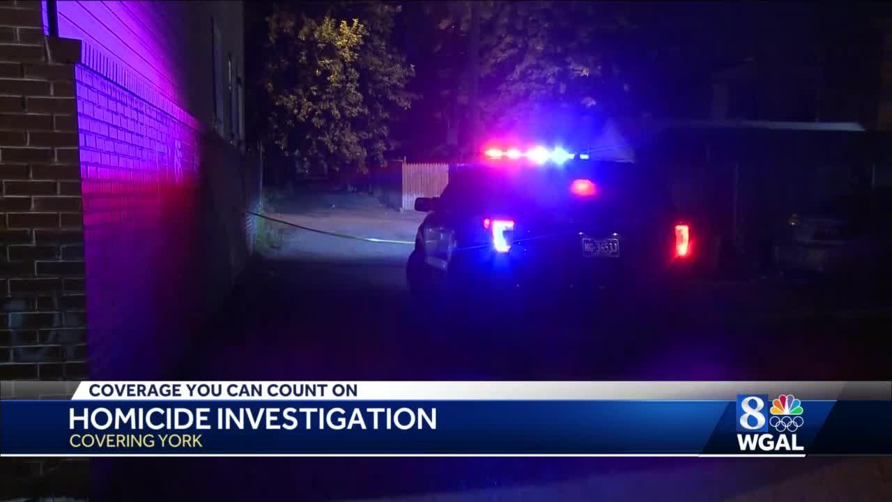 19-year-old fatally shot in York