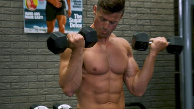 ​This Insane, 10-Move Circuit Will Smoke Every Muscle In Your Body