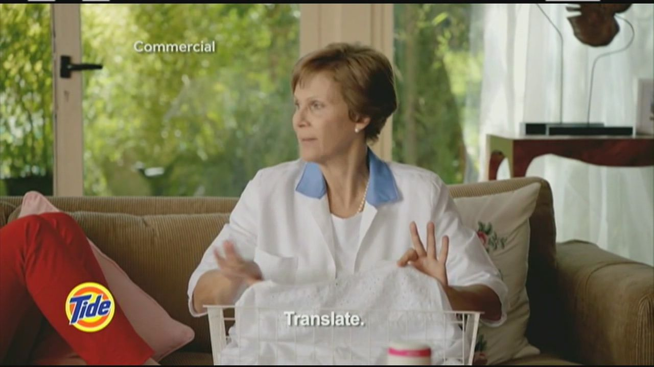 Why Spanish commercials are appearing on English TV channels