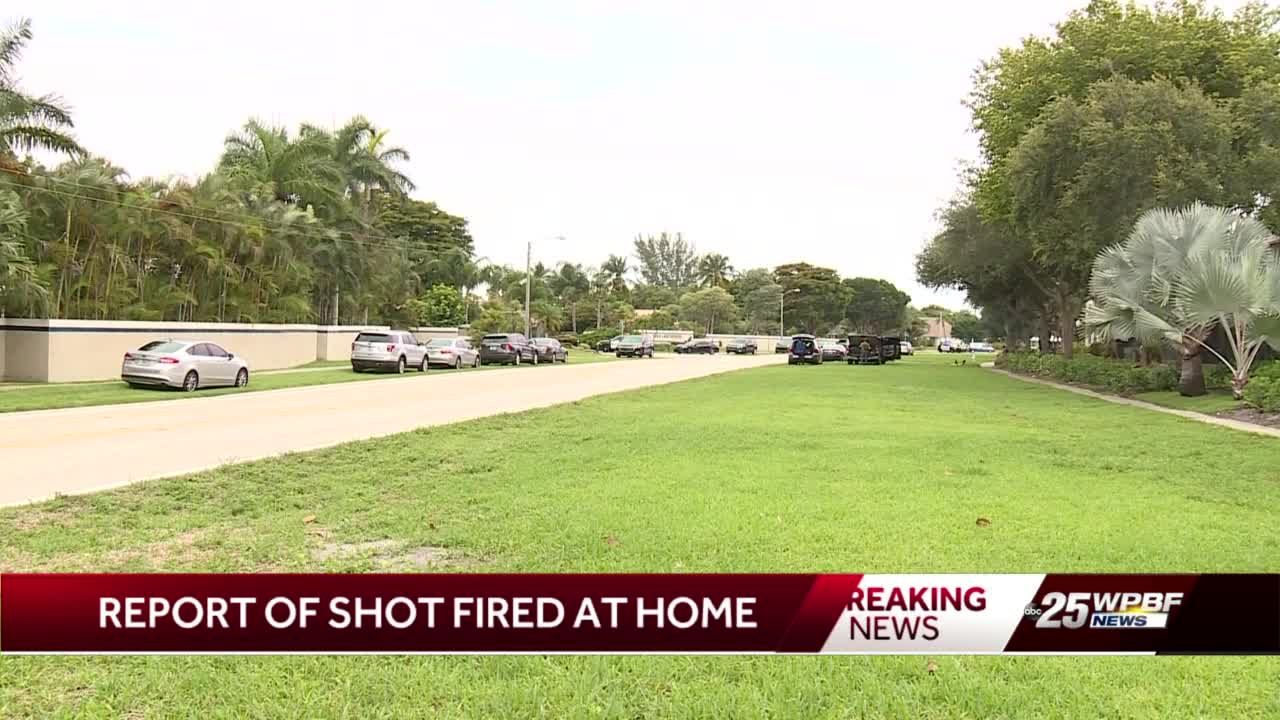 Boca Raton police detain people at residence while responding to call for shots fired