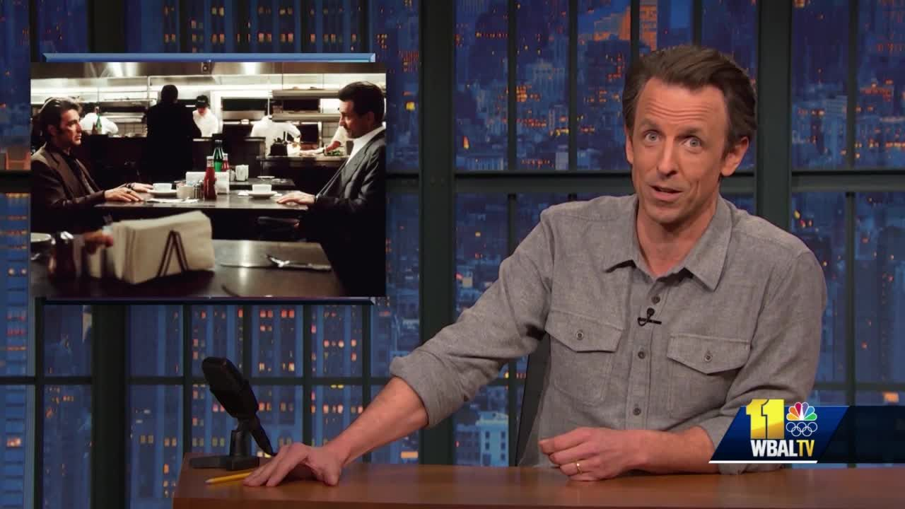 Seth Meyers: Pandemic completely changed how show is done