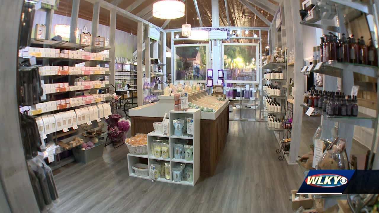 Lavender shop in Shelby Co. expands during pandemic
