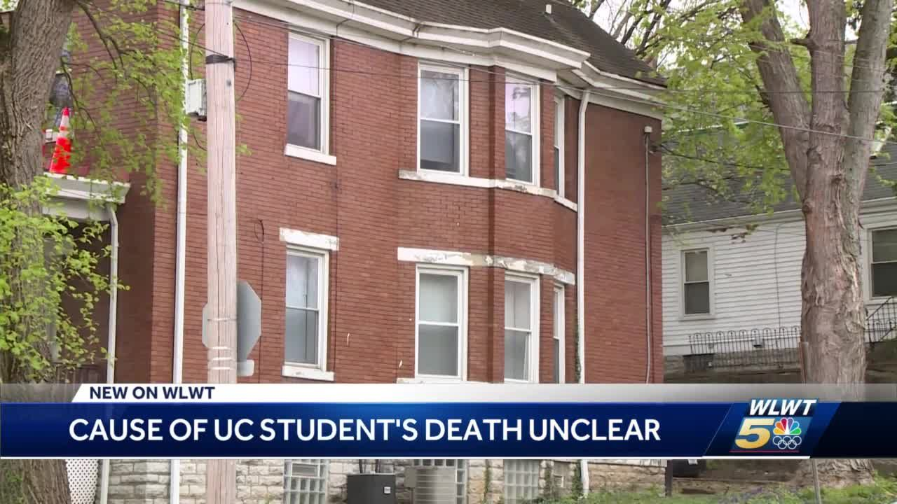 University of Cincinnati student dies; cause of death under investigation