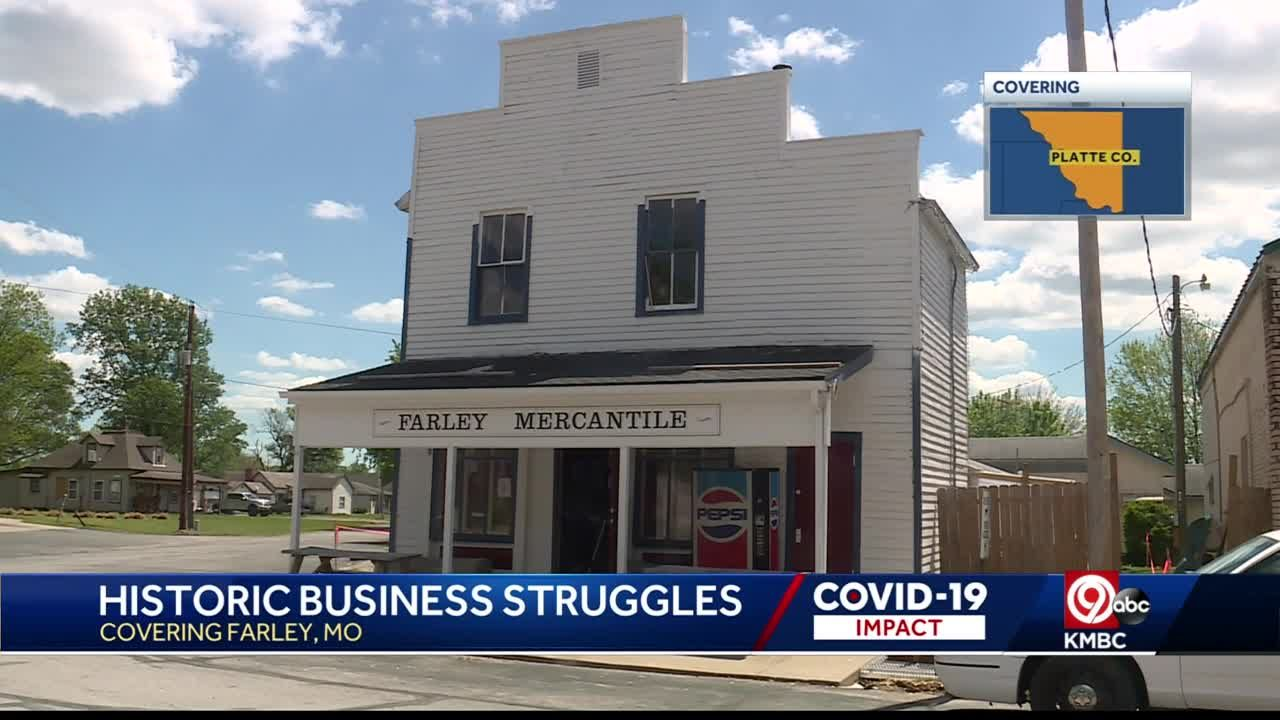 Historic Platte County business persists through pandemic