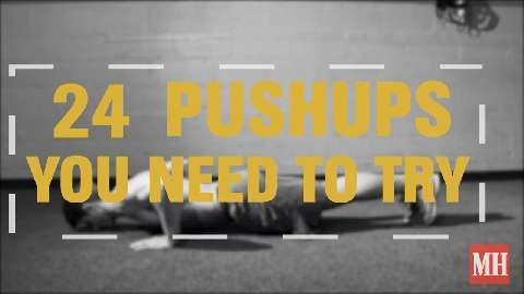 24 Pushups You Need to Try