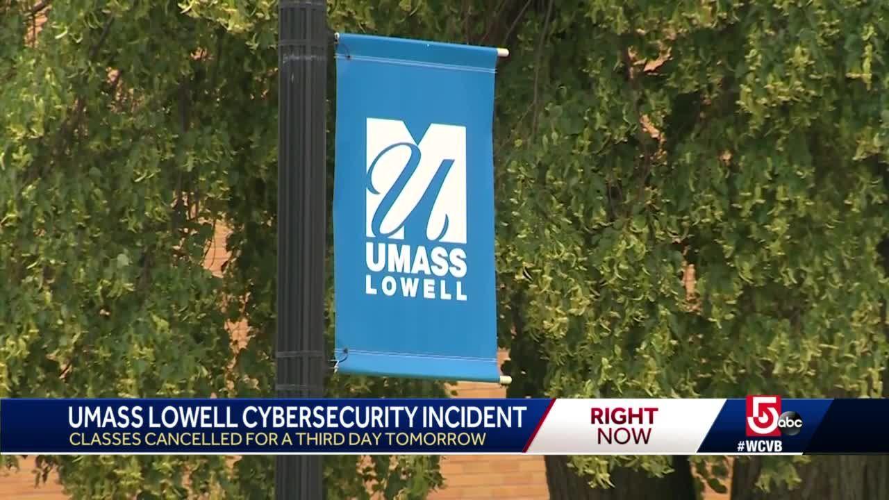 UMass Lowell latest Massachusetts target of cyberattacks