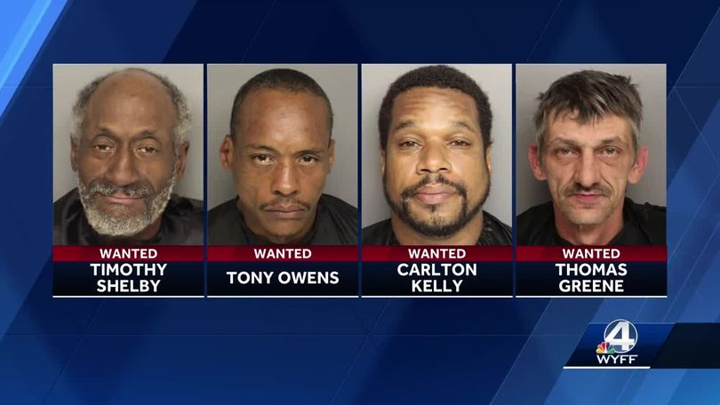 Greenville police bust theft ring accused of stealing $76K